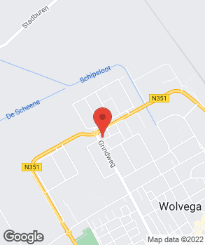 Locatie Autoservice Post op kaart