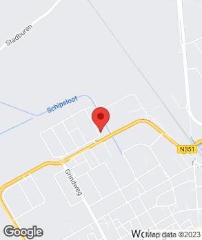 Locatie Welkom Auto's op kaart
