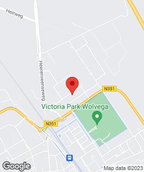 Locatie Novus Autowereld op kaart