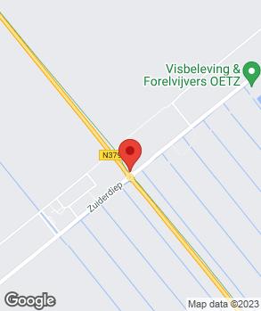 Locatie Autobedrijf Harry Luik B.V. op kaart