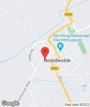 Locatie Garage Jan Groenink op kaart