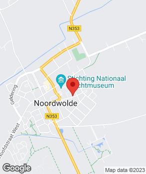 Locatie Autobedrijf H. Lingeman op kaart