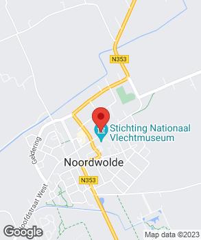 Locatie Autobedrijf W. Benthem V.O.F. op kaart