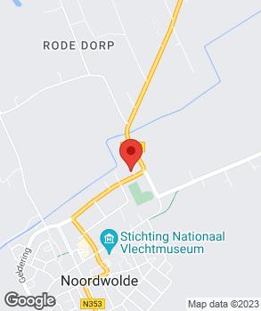 Locatie Autobedrijf Veleke op kaart