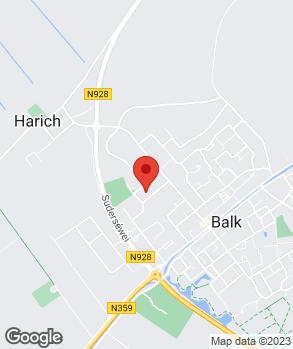 Locatie Autocenter Zuiderbaan op kaart
