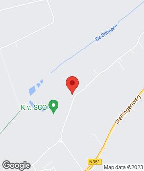 Locatie Autobedrijf Jan Bakker op kaart