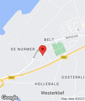 Locatie Autocentrum Wieringen op kaart