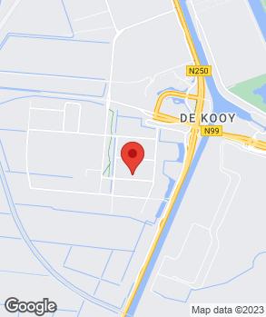Locatie Garage Öz op kaart