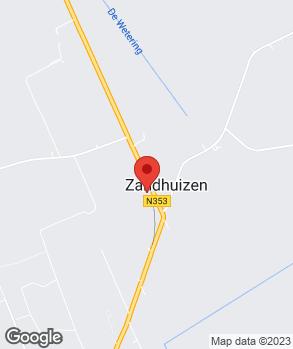 Locatie Campers.nl op kaart