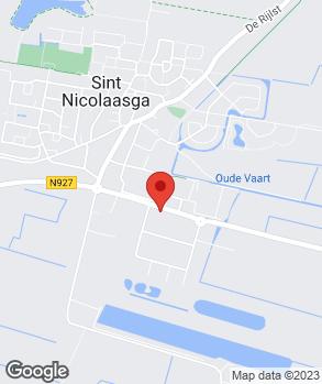 Locatie Autobedrijf M. Brinksma op kaart