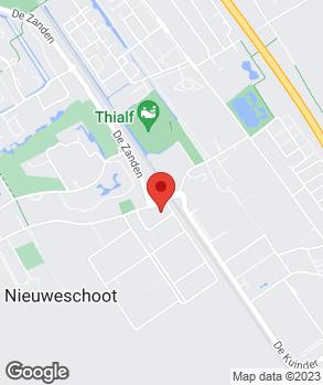 Locatie Automobielbedrijf A. en H. ten Hoeve op kaart