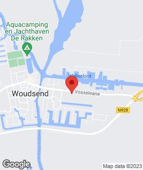 Locatie Autobedrijf André Flapper op kaart
