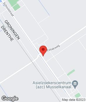 Locatie Autozaak Musselkanaal B.V. op kaart
