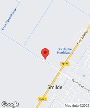 Locatie Autoschade Ter Veer op kaart