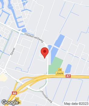 Locatie As Occasion op kaart