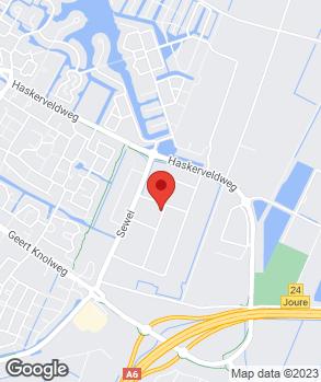 Locatie Autobedrijf Kraak op kaart