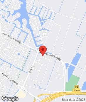 Locatie Auto Service Joh. Deinum op kaart