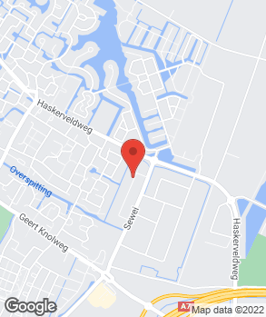 Locatie Autobedrijf Veenstra B.V. op kaart
