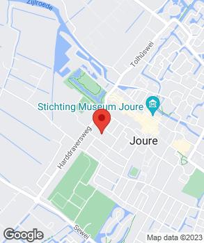 Locatie Autobedrijf Bosma op kaart