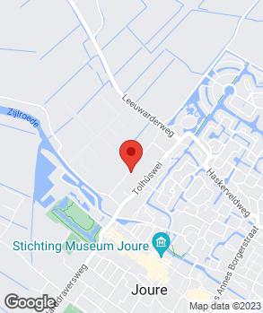 Locatie Van Bommel Sier- en Constructiewerken op kaart
