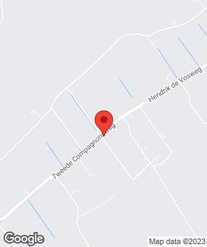 Locatie Klussenbedr. & Handelsond. Brand van der Dam op kaart