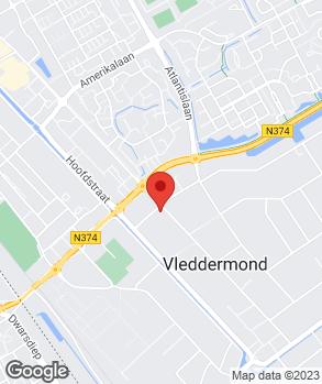 Locatie Louwman Stadskanaal op kaart