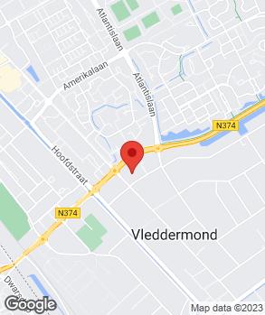 Locatie Autobedrijf Ambergen B.V. op kaart