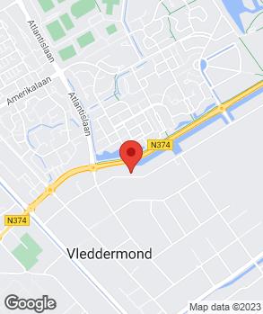 Locatie Century Autogroep Stadskanaal op kaart