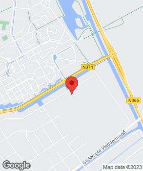 Locatie Hoetjer Autoservice op kaart