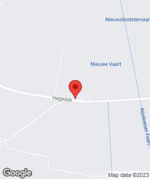 Locatie Cor's Car Center op kaart