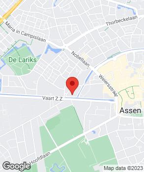 Locatie Wiebe Plötz Auto's op kaart