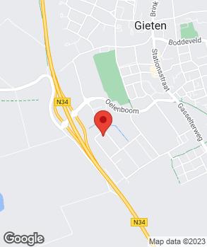 Locatie Autobedrijf Rob Boerema op kaart