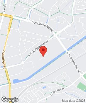 Locatie Garage Brinkhus op kaart