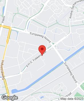 Locatie Autobedrijf Tappel B.V. op kaart