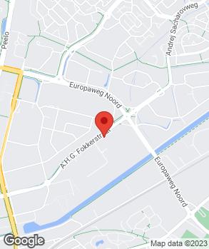 Locatie Autobedrijf Karssens B.V. op kaart