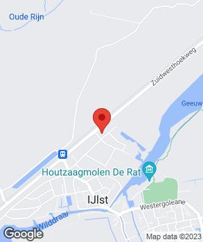 Locatie Airco Techniek Friesland op kaart