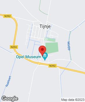 Locatie Autobedrijf M. van Wijk V.O.F. op kaart