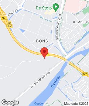 Locatie Autobedrijf Suierveld op kaart