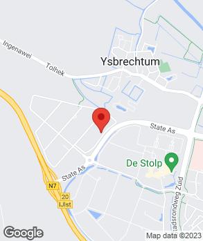 Locatie Siton Autogroep op kaart