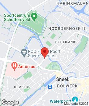 Locatie Autoservice Alferink op kaart