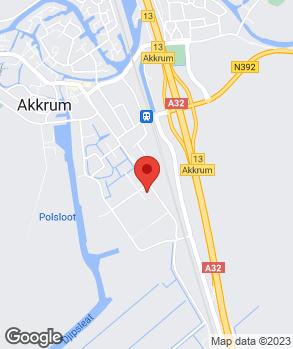 Locatie Garagebedrijf Siem Edelijn   Garage Fennema op kaart