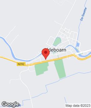 Locatie Service Station De Bos op kaart