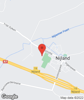 Locatie Henk v.d. Wal op kaart