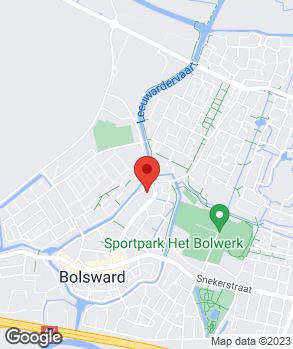 Locatie Wander Auto B.V. op kaart