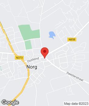 Locatie Garage Brummel op kaart
