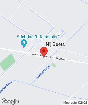 Locatie Autobedrijf P. Procee op kaart