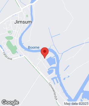 Locatie Vakgarage Hofstra Werkplaats B.V. op kaart