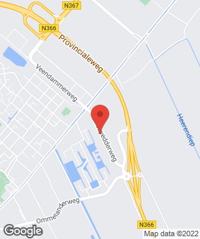 Locatie Luppes Auto's op kaart