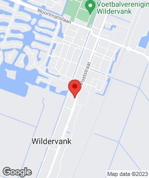 Locatie Autobedrijf Klok op kaart