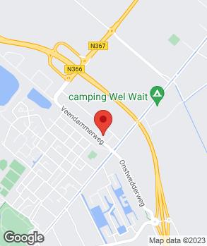 Locatie Autogroep Pekela.nl | Vakgarage Pekela.nl op kaart